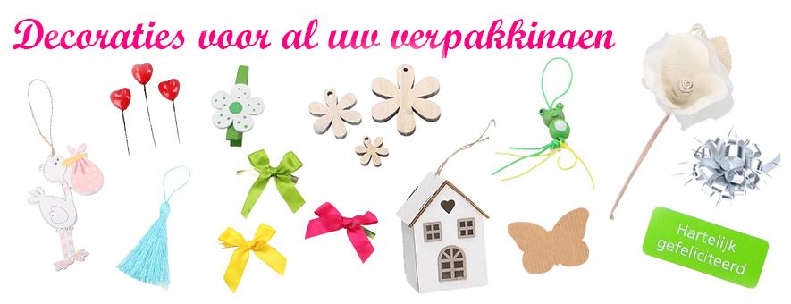 decoraties en Gelukspoppetjes Groothandel